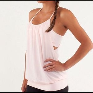 LULULEMON No Limits Tank size 6